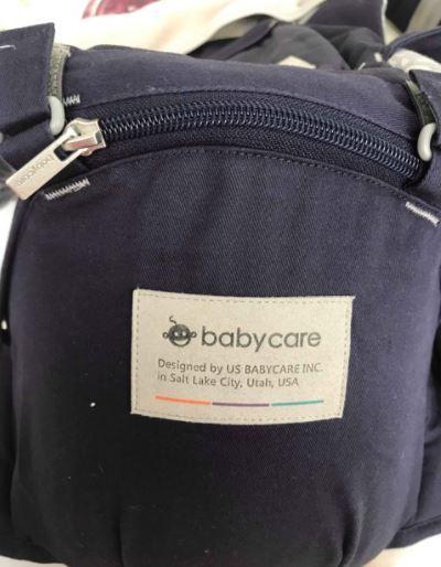 Địu ngồi Baby Care 9895