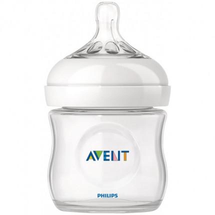 Bình sữa cho bé Philips Avent Natural 125ml