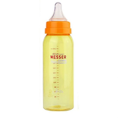 Bình sữa cho bé Wesser Nano Silver 250ml
