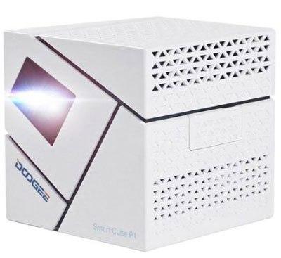 Máy chiếu Android TV Smart Box Smart Cube P1