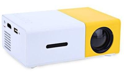 Máy chiếu mini LED Projector YG-300 Full HD