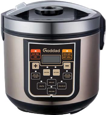Nồi cơm tách đường Goddad GD-368