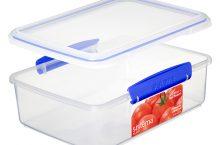 Nên chọn Hộp Đựng Thực Phẩm an toàn bằng Nhựa, Thủy tinh hay Inox